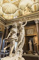 Apollo e Dafne, Scultura del Bernini esposta ai Musei Vaticani, Roma