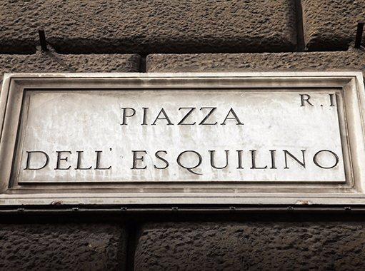 Esquilino neighborhood (Rome)