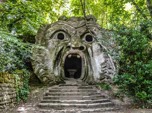 Bomarzo's Park of Monsters