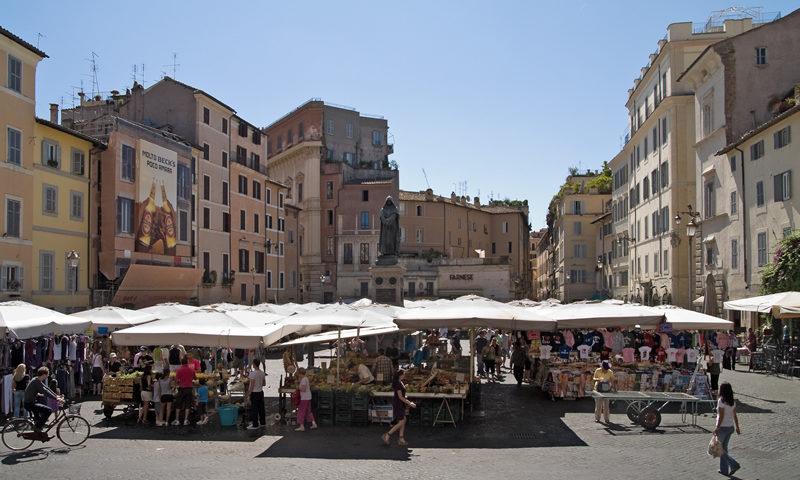 Mercato rionale Campo de Fiori
