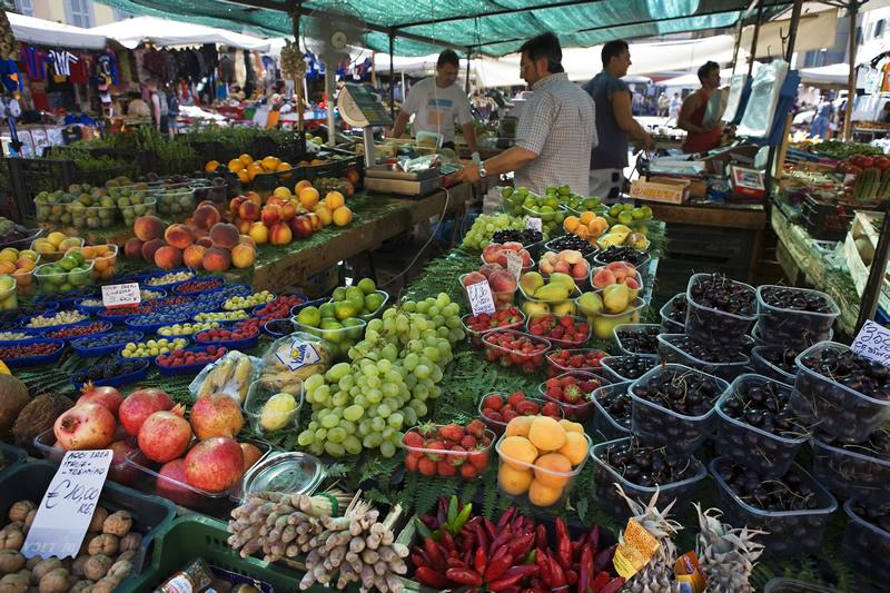 Mercato rionale Campo de' Fiori