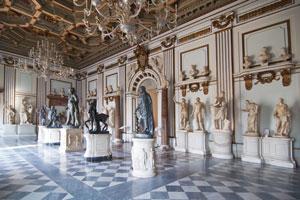 Particolare dei musei capitolini, gratis la prima domenica di ogni mese