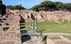 Ostia Antica, area archeologica