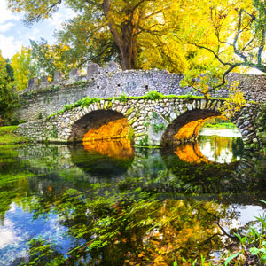 Garden Of Ninfa Useful Informations Romabbella S Guide