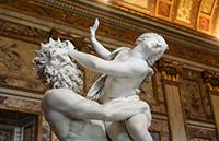 Il ratto di Proserpina, Bernini, Galleria Borghese