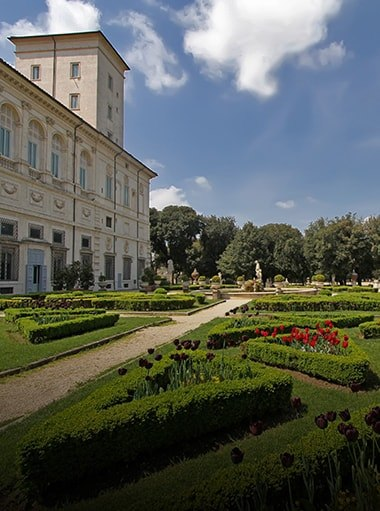 Borghese Gardens and Gallery (Rome)