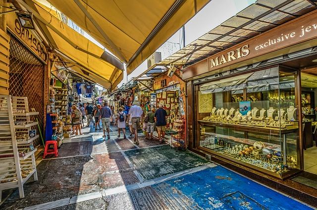 mercatini dell'usato roma