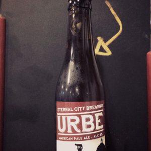 Urbe, la birra di Roma