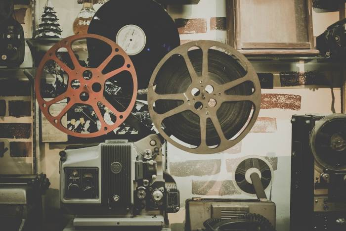 Cinema d'essai a Roma