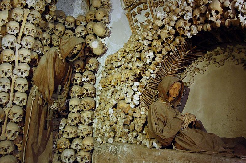 cripta cappuccini Roma