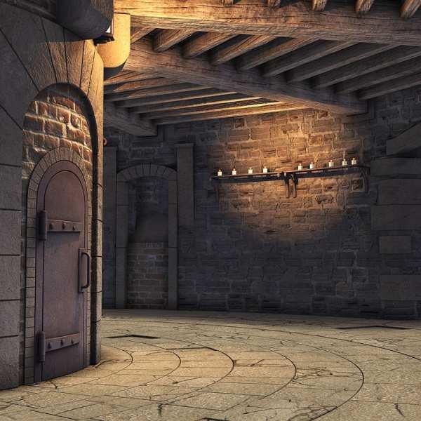 Cripta medievale