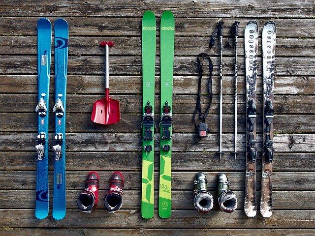 sciare vicino roma