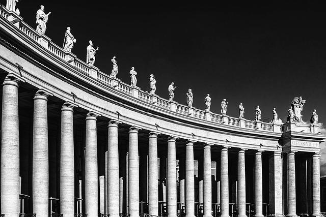 colonne san pietro